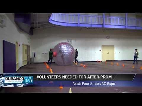 Volunteer for After Prom