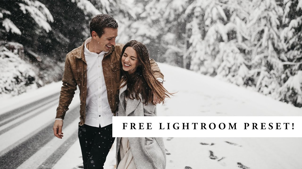 WE'RE GIVING AWAY OUR LIGHTROOM PRESET FOR FREE! Athena and Camron
