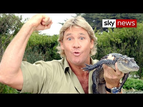 Crocodile Hunter Predicted His Own Death
