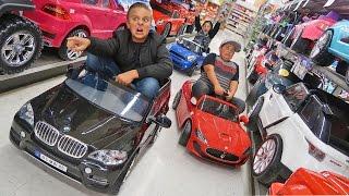 wacky car store