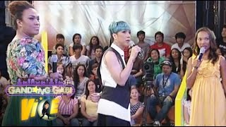 SONA fashion statement as interpreted by Vice Ganda