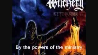 Watch Witchery Witchburner video