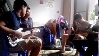 [OANH VŨ GUITAR ] - Con đường tôi - Cơ khí's Band