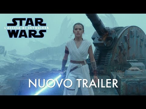 Star Wars: L'Ascesa di Skywalker | Trailer finale