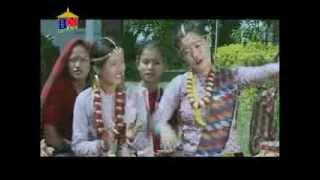 Dharan Dhankuta Bhedetar - Dharan Dhankuta - Folk Song - Rajesh Payal Rai - Lila Rai