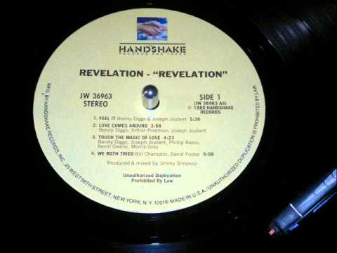 Revelation, Feel It (Funk Vinyl 1980) Full Version HD !