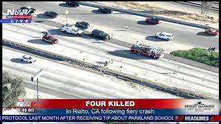 2018-02-17-00-33.FIVE-KILLED-In-fiery-crash-on-Interstate-10-in-Rialto-CA-FNN-