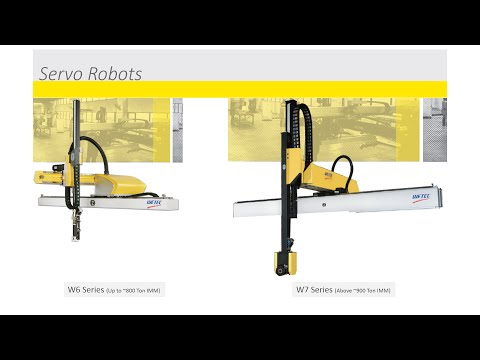 WETEC Injection Molding Take Out Robot Technical Features