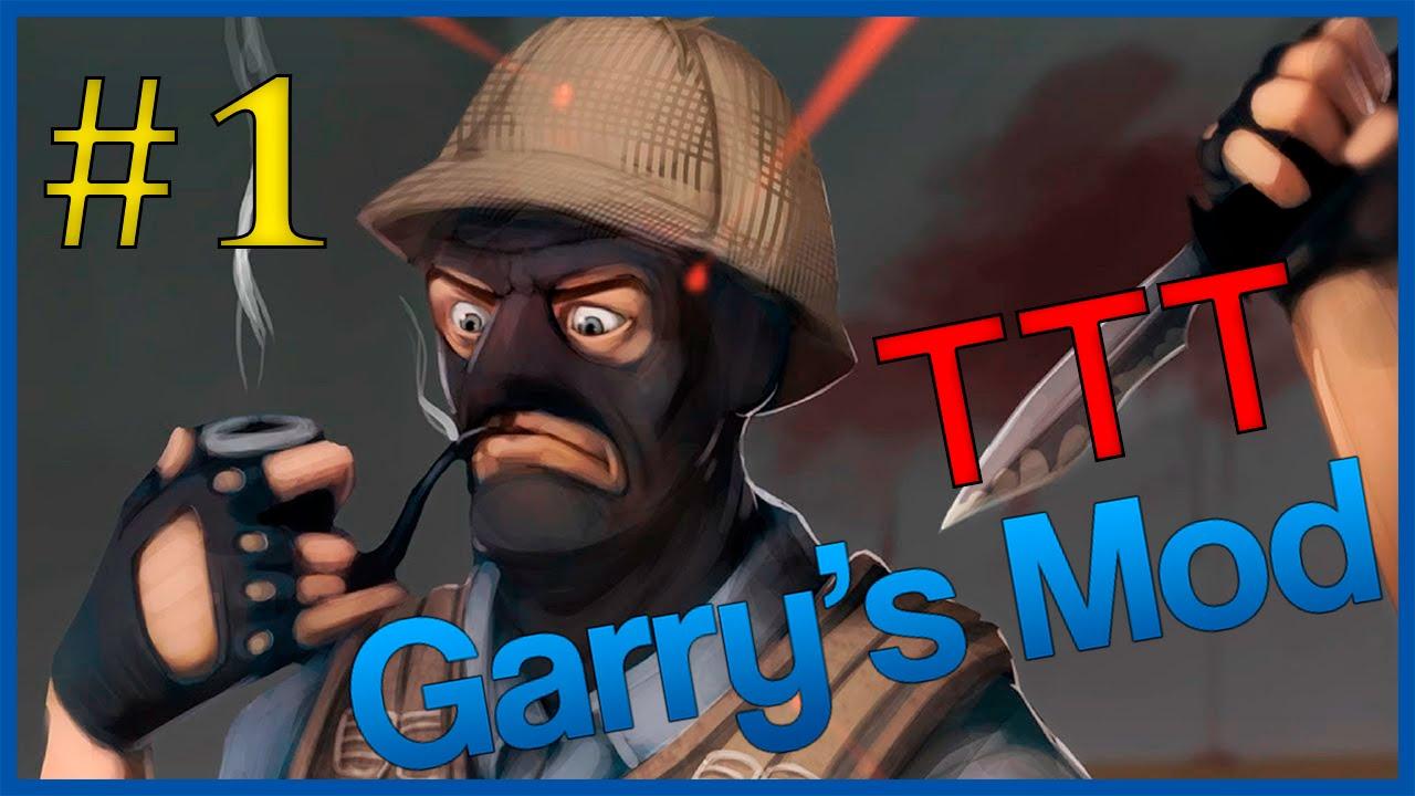 GarryS Mod Ttt