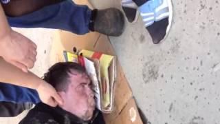 наркотики, Новосибирск, парень чуть не умер, спайс