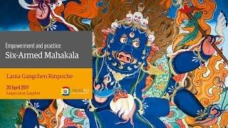 Six-arms Blu Mahakala Empowerment (English – Italian)