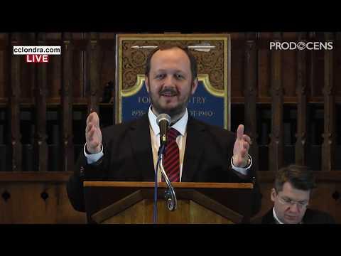 Adrian Papahagi - Diaspora încotro ? - Convenția Creștină Londra