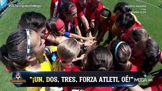 Barcelona y Espanyol representarán a España en la final mundial de la Danone Nations Cup