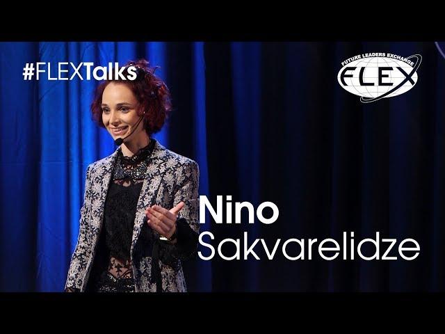 FLEXTalk - Nino Sakvarelidze