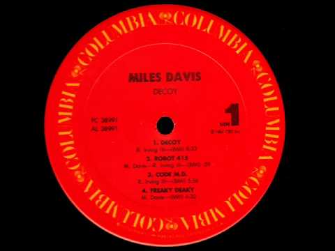 Miles Davis - Code M.D.