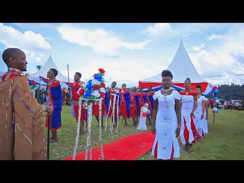 SAMBURU WEDDING DANCE
