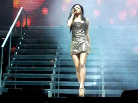 The Pussycat Dolls in Zurich - Hush Hush (Nicole Scherzinger)