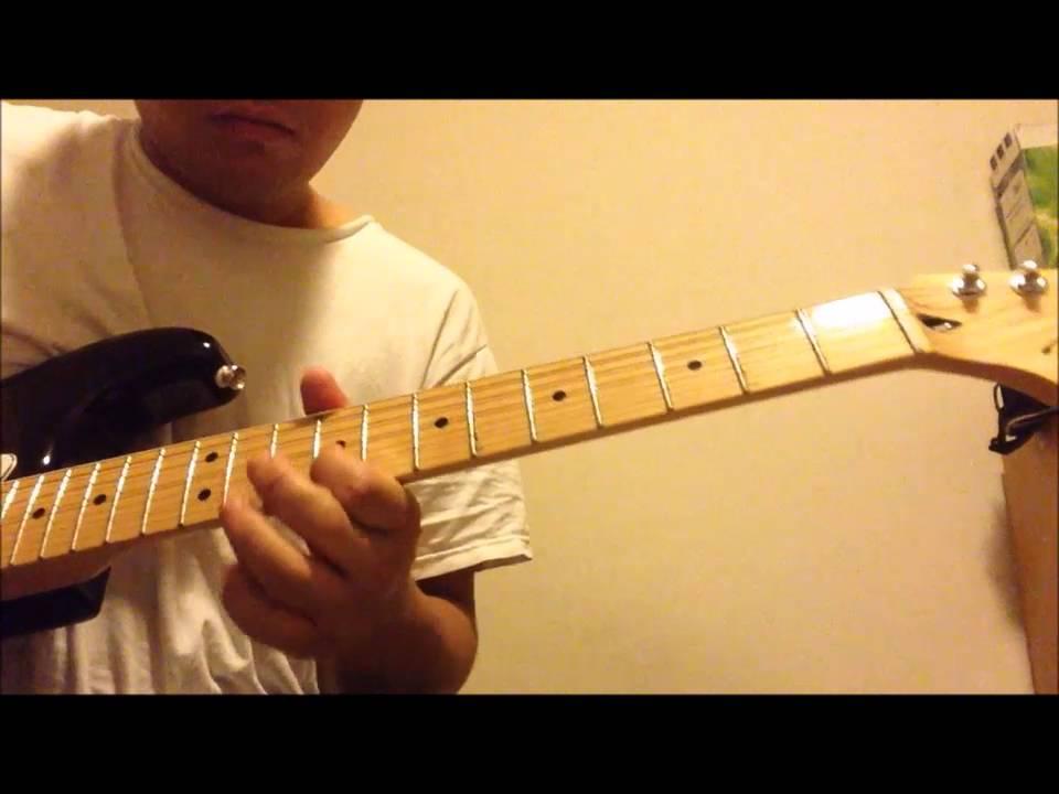 Lil Eddie - Statue Guitar Tab Tutorial - YouTube