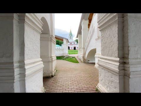 Парк Коломенское 2021/Ансамбль Коломенского Смотровая площадка Москва