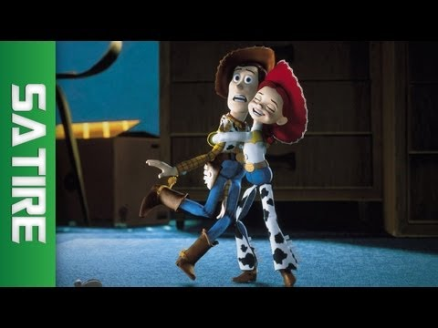 Toy Story 4 : Toy Story Taken Mashup Trailer