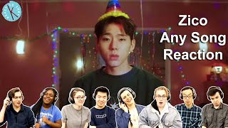 Gambar cover Classical Musicians React: Zico 'Any Song'