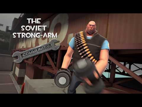 The Soviet Strong-Arm