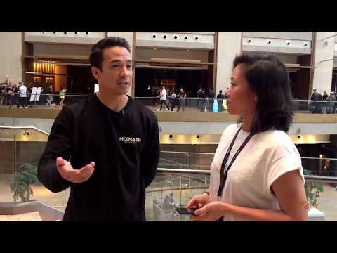 Laidback Luke Interview with Music News Asia || Easy Busy TV