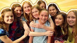 Seven Super Girls! #SSG Meet and Greet at Disney! Walt Disney World