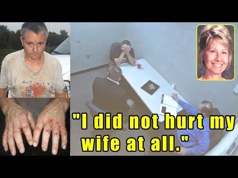 Murder Interrogation: Todd Kendhammer   Freak accident or murder? #CrimeVault