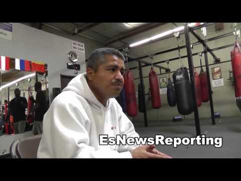 robert garcia manny pacquiao should fight mayweather next EsNews Boxing