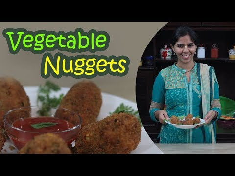 Vegetable Nuggets