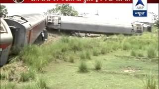 Rajdhani derailment: Ground zero report from accident spot