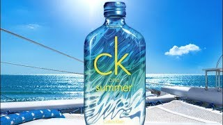 CK One Summer 2015 Fragrance Review (Unisex)