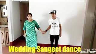 Kisi se pyar (kabil) wedding Sangeet dance choreography monu sir