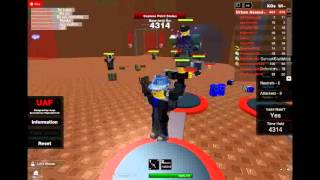 Roblox- UAF Spawn kill 2.