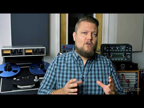 Pro Tools 503: Recording Drums - 1. Introduction