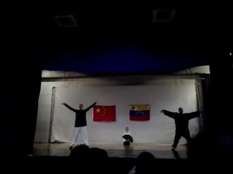 Semana Cultural China 2017 – Shaolin de Venezuela Parte 2