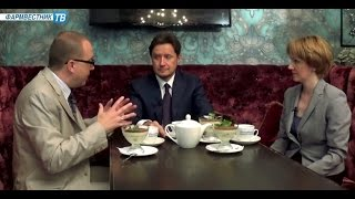 «У редакционного камина» с Кириллом Каемом