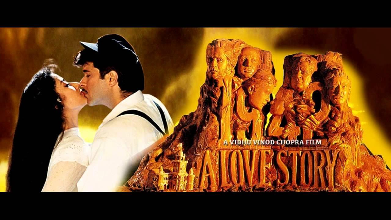 Kumar Sanu Hd Wallpaper Kuch Na Kaho Kumar Sanu 1942 A Love Story 1994 Youtube