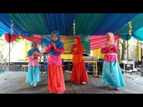 Assalamualaikum, Dhea Ananda -- Tarian anak islami