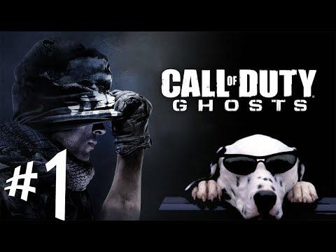 Call of Duty Ghosts игрофильм