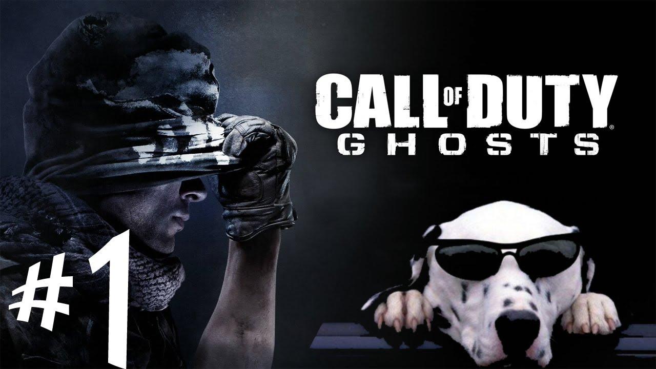Call of Duty : Ghosts - Parte 1: A Guerra e os Fantasmas [ Playthrough COD Dublado em PT-BR ]