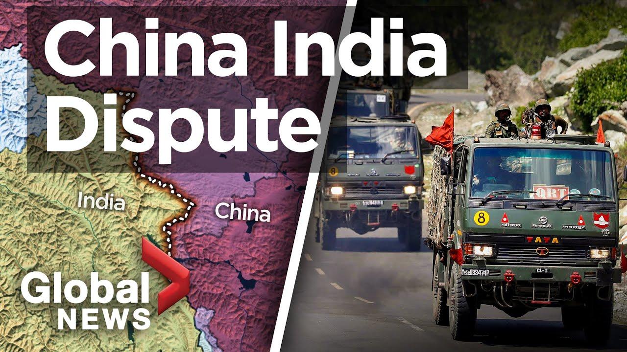 The India-China border dispute, explained - YouTube