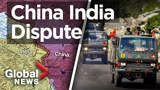 The India-China border dispute, explained