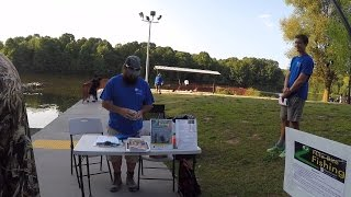 "Centennial Lake ""Nite Bite"" Fishing Tournament"