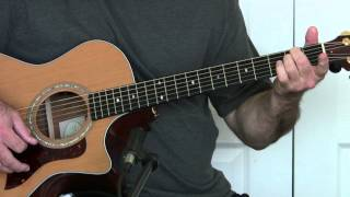 Скачать This Is Where I Came In Bee Gees Guitar Lesson By Barry Harrell