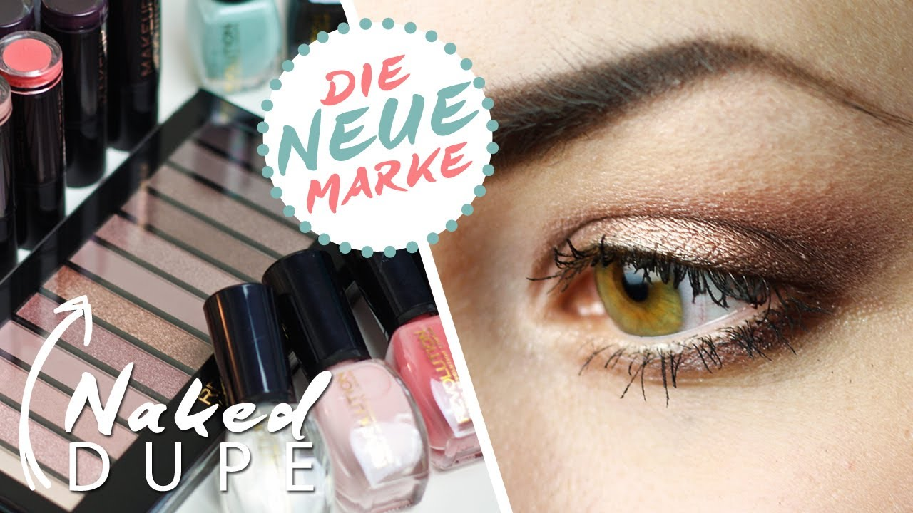 NEU: MAKEUP REVOLUTION // Haul 2: Palette, Lippenstifte, Nagellacke ...