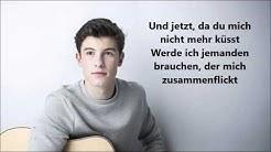 Shawn Mendes - Stitches (Deutsche Übersetzung)