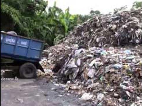 Garbage recycling center at Bandaragama (English)
