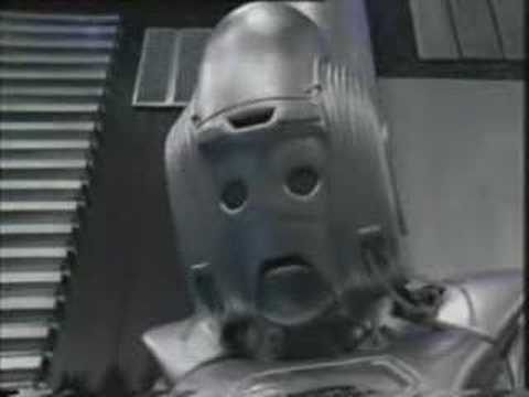 Lytton gets tortured by the Cybermen!